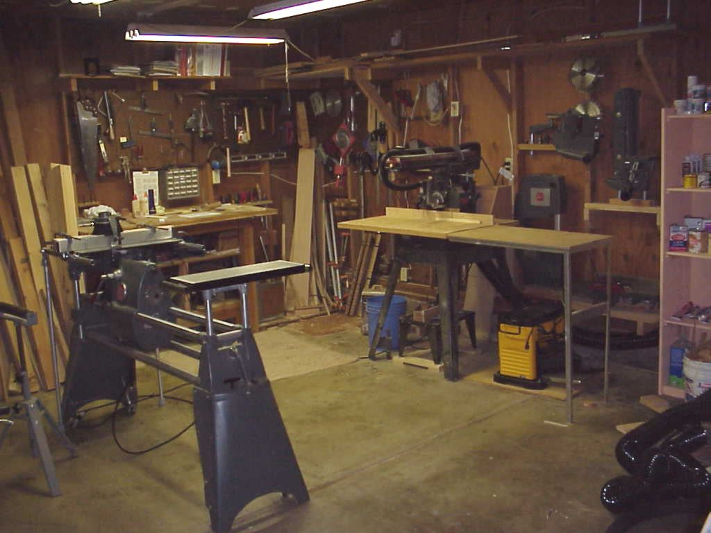 Tom Almy's Workshop